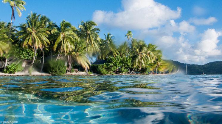 рая - Полинезия