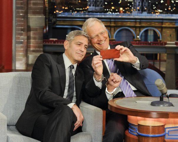 Клуни и Летърман