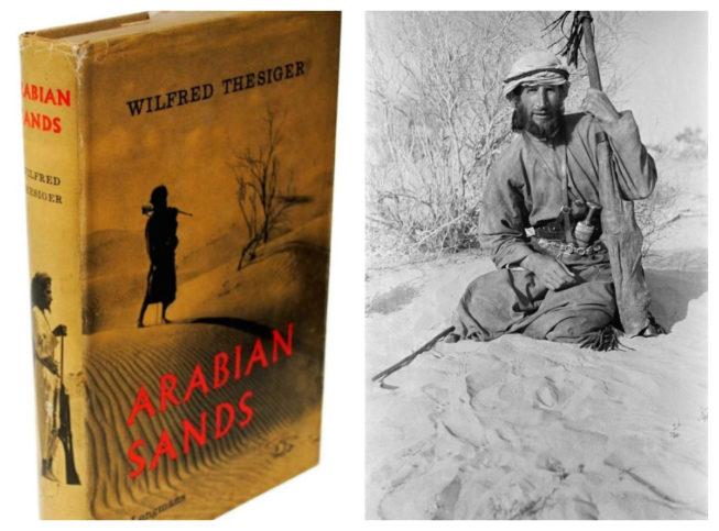 Арабски пясъци (1959) от Уилфред Тесиджър