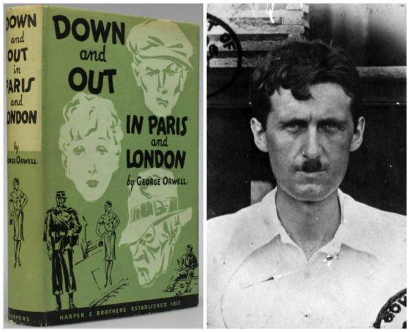 Down and Out in Paris and London (1933) - Джордж Оруел