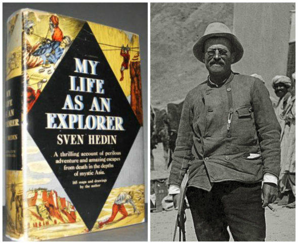 My Life as an Explorer (1925) - Свен Хедин
