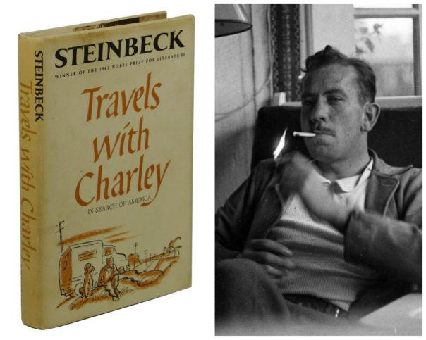 Пътешествие с Чарли: В търсене на Америка на Стайнбек