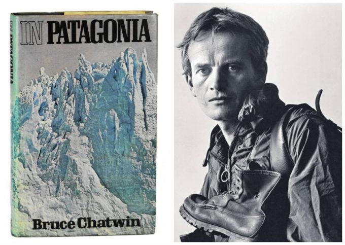 В Патагония (1977) от Брус Чатуин