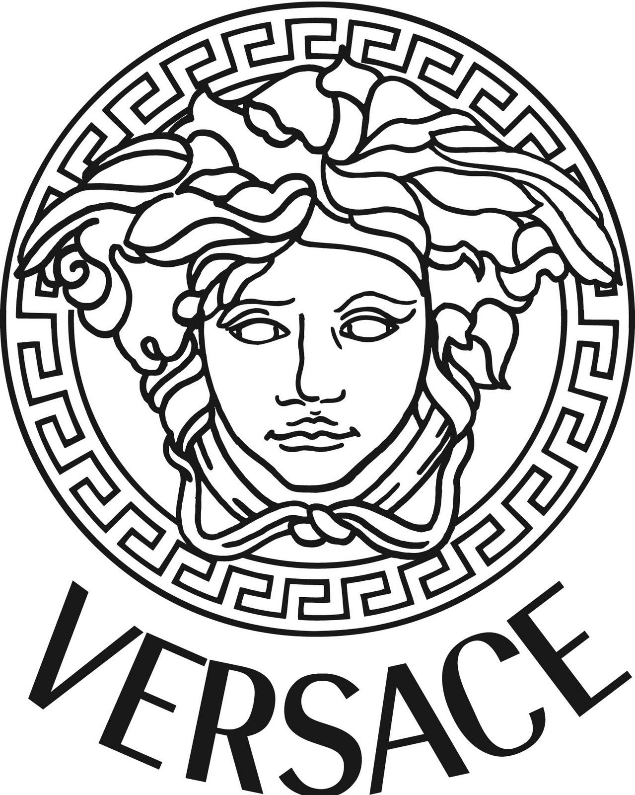 лого Версаче