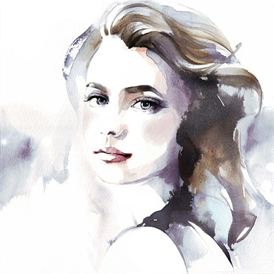 portrait-lady-illustration