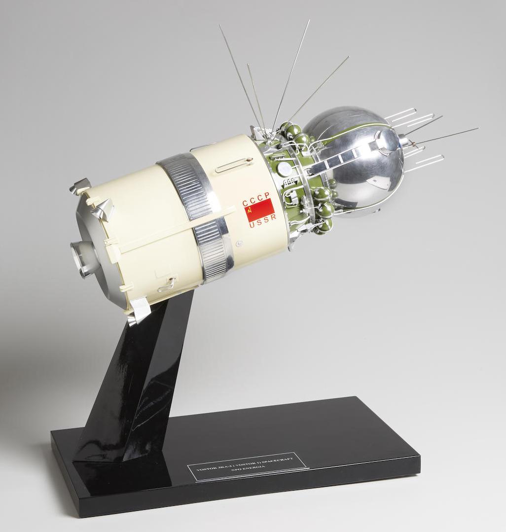 космическия кораб Восток 1