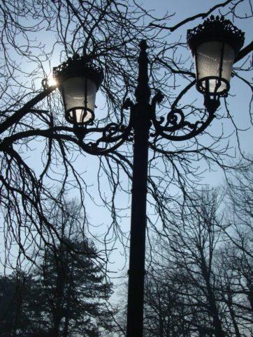 град - лампи