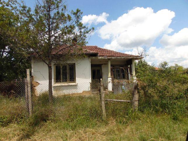 къща на село