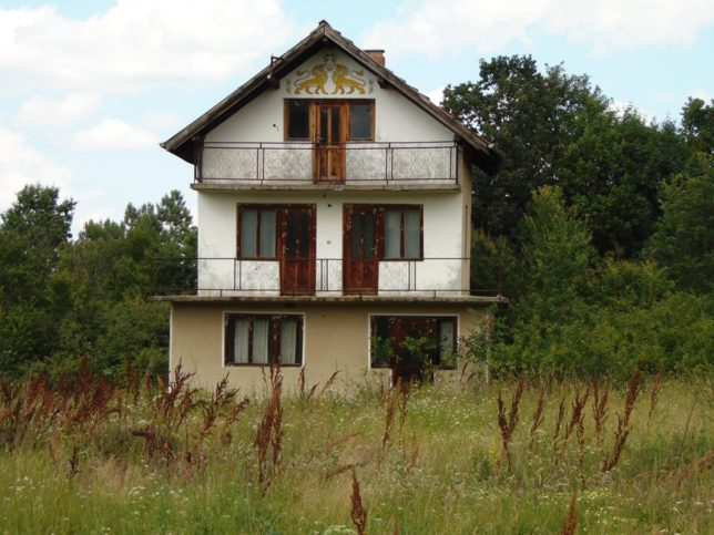 къща без наем