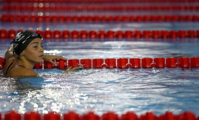 """Мардини е една от участничките в """"отбора на бежанците"""" на Олимпиадата в Рио."""