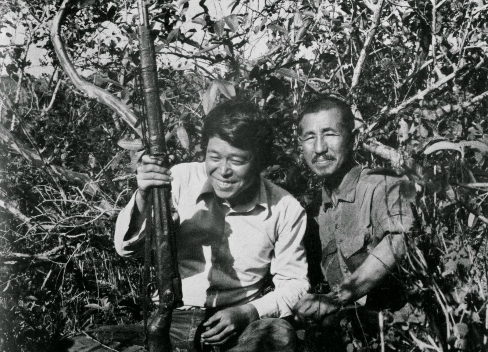 Норио Сузуки и Онода