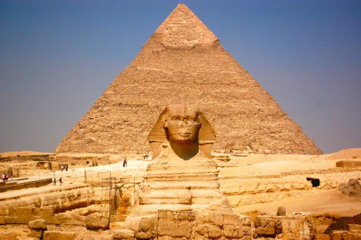 Гиза, Египет.