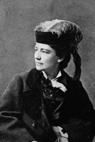 Виктория Уудхъл (1838 - 1927), първата жена, кандидатирала се за президент на САЩ през 1872 г.