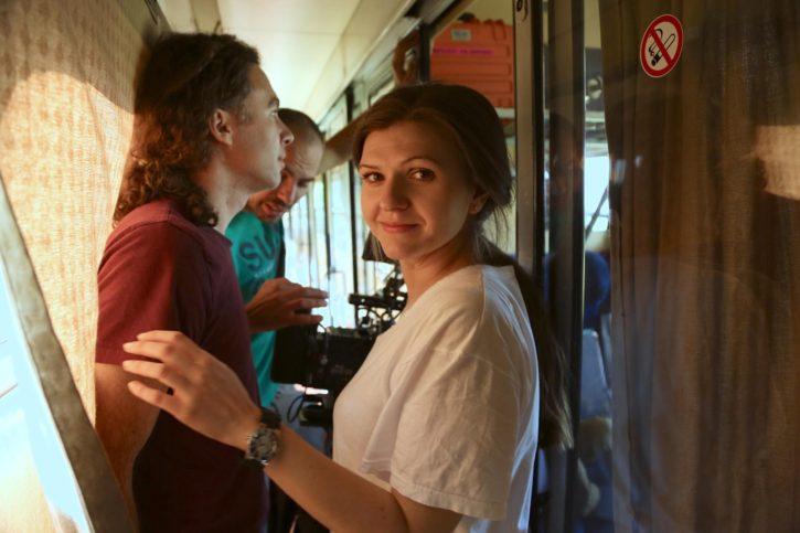 Сценарист и режисьор на лентата е Камелия Петрова.