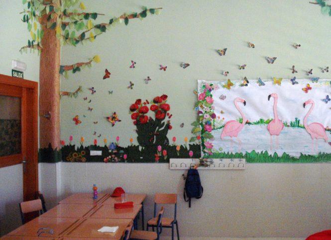 училище Испания