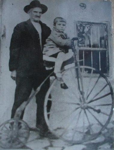 първи български велосипед