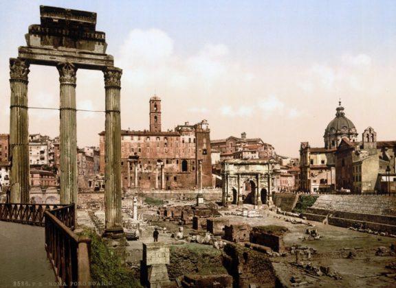 снимки на Рим