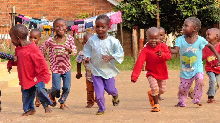 Между децата в България и Уганда разлика няма!