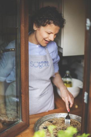 Деси Славчева - личен готвач