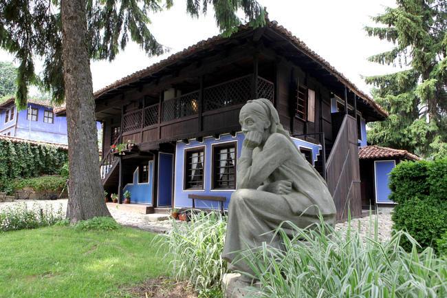 Къщата-музей на Дебелянов в Копривщица.