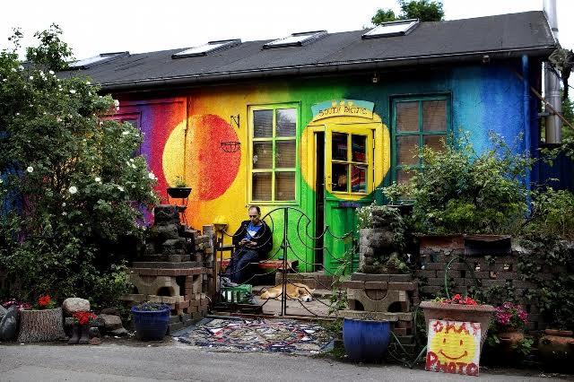 В Кристияния всяка къща е произведение на изкуството.
