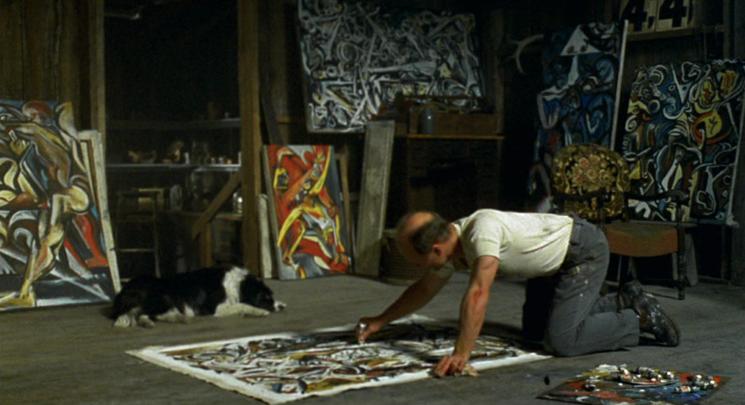 """""""Полок"""" е режисьорският дебют на Ед Харис."""