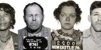 лица на престъпници