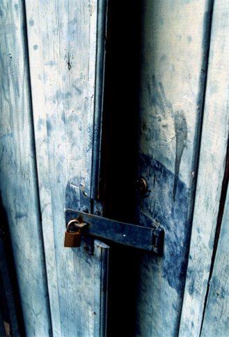 заключена врата