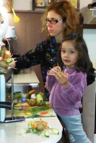 Участието на мъника в домакинството може да се отблагодари с времето