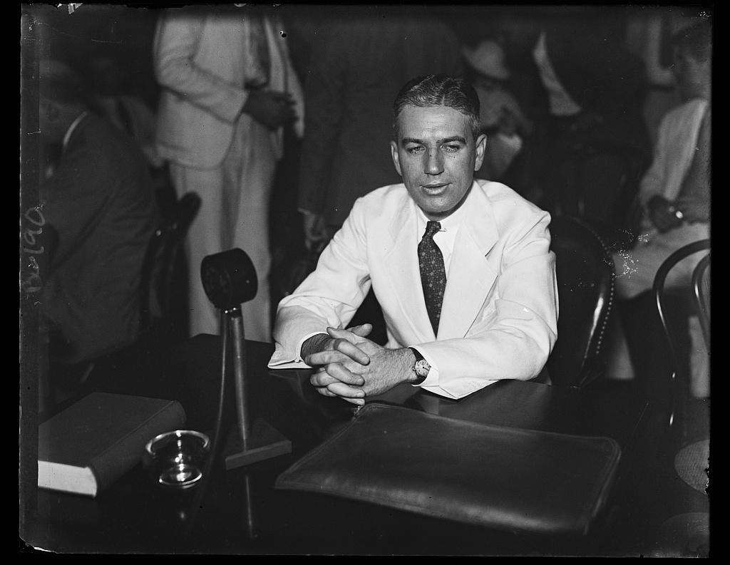 Рексфорд Тъгуел през 30-те години.