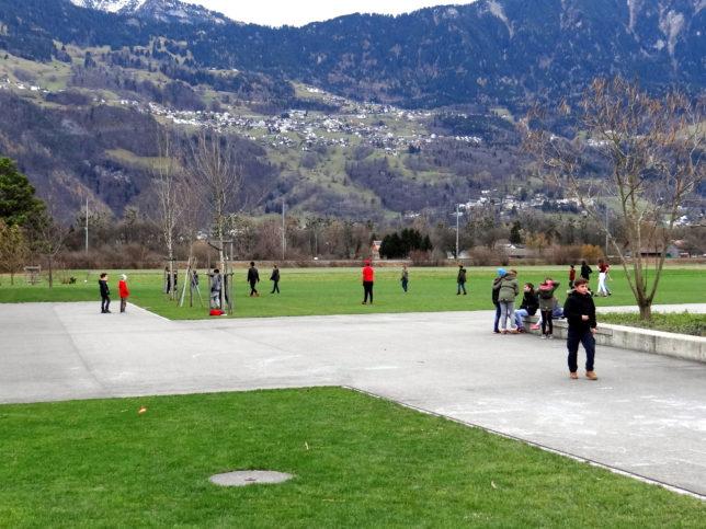 швейцарските ученици