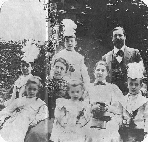 Семейство Фройд
