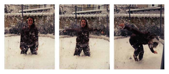 когато порасна - сняг