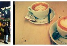 декември - кафе