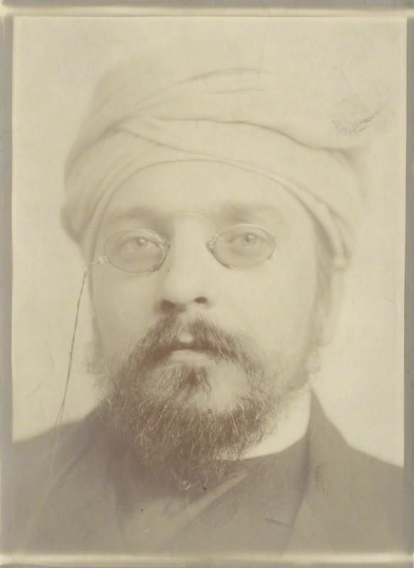 Уилфрид М. Войнич около 1900 г.