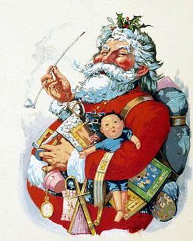 Кой е Дядо Коледа
