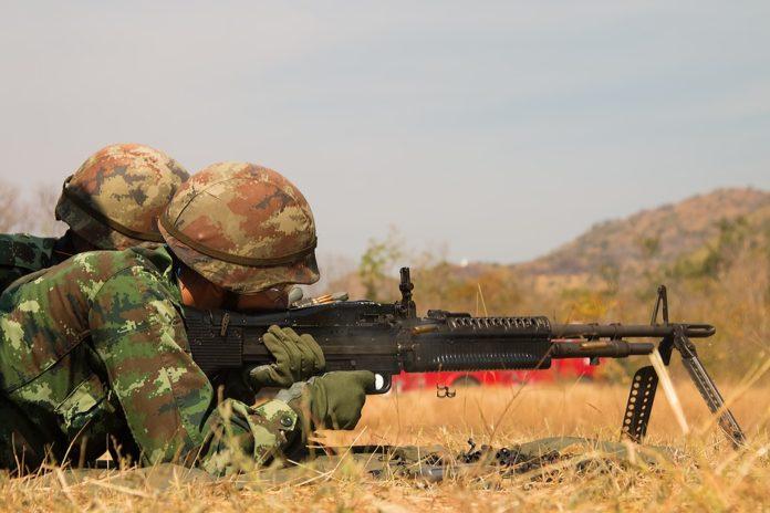 въоръжени конфликти