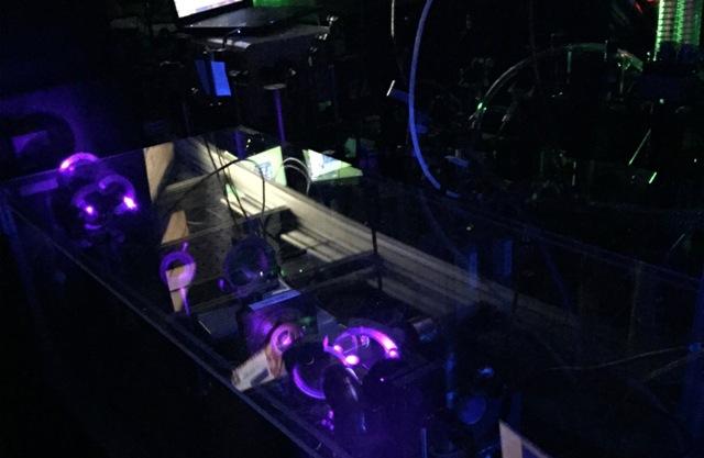 Рентгенов лазер