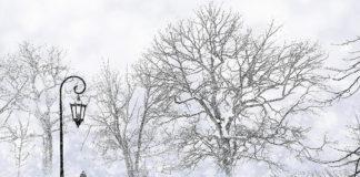 снегът