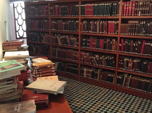 най-старата библиотека
