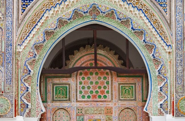най-старата библиотека Кизанат ал-Карауин