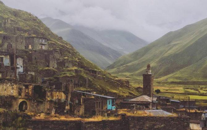 най-красивите села в Русия