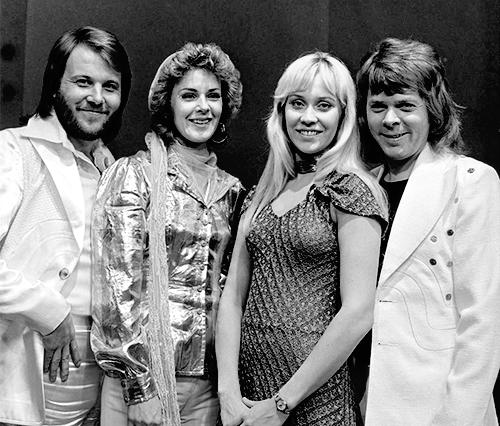 ABBA музиката на Швеция