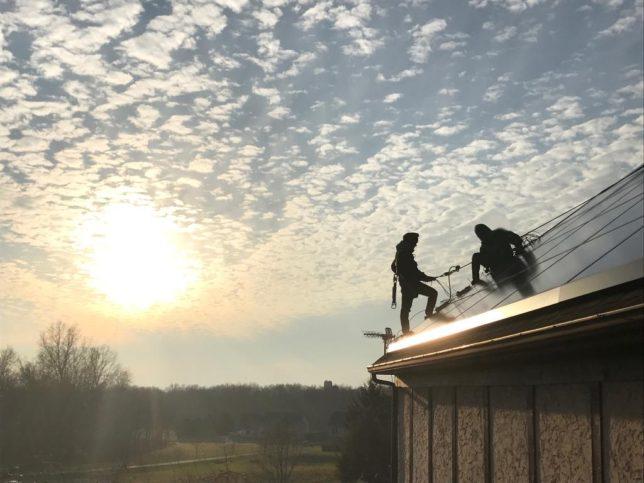 SolarCity Та'у енергия
