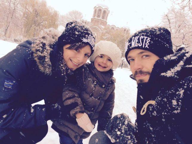 Александър, Яна и Ая