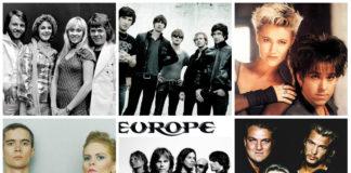 музиката на Швеция