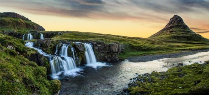 водопади - Исландия