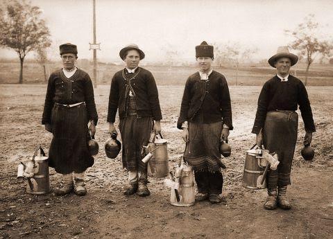 Радомирски бозаджии