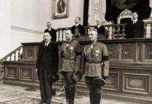 Тримата регенти – Княз Кирил, Богдан Филов и Никола Михов