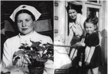 медицинска сестра - Ирена Сендлер